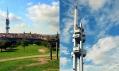 Žižkovská věž v Praze od architektů Aulického a Kozáka