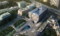 Třetí místo od Zaha Hadid Architects