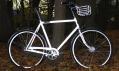 Nejbezpečnější reflexní jízdní kolo odBike Safe Boston