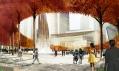 Gigantický projekt Hudson Yards v New Yorku na Manhattanu od KPF