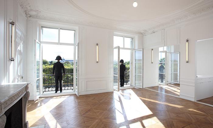 Freaks zrekonstruovali pařížský byt Napoleona