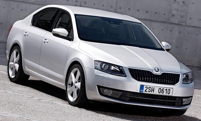 Škoda Octavia dostala nový design třetí generace