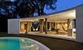 Dům Tepoztlán Lounge určený pro odpočinek vMexiku
