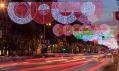 Vánoční výzdoba Madridu od studia Teresa Sapey