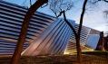 Eli a Edythe Broad Art Museum v Michiganu od Zahy Hadid