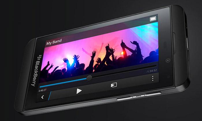 BlackBerry Z10 jemobil revoluční svým systémem