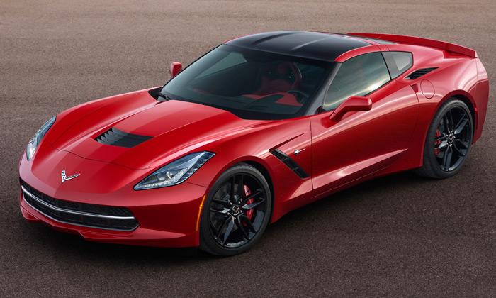 Chevrolet představil nový model sporťáku Corvette