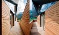 Ubytovací chata Dolomitenblick v Itálii od Plasma Studio