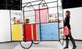 Koncept mobilní kuchyně od ženevských studentů Art & Design na HEAD