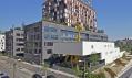 Jesle v pařížské části Boulogne-Billancourt od Hondelatte Laporte Architectes