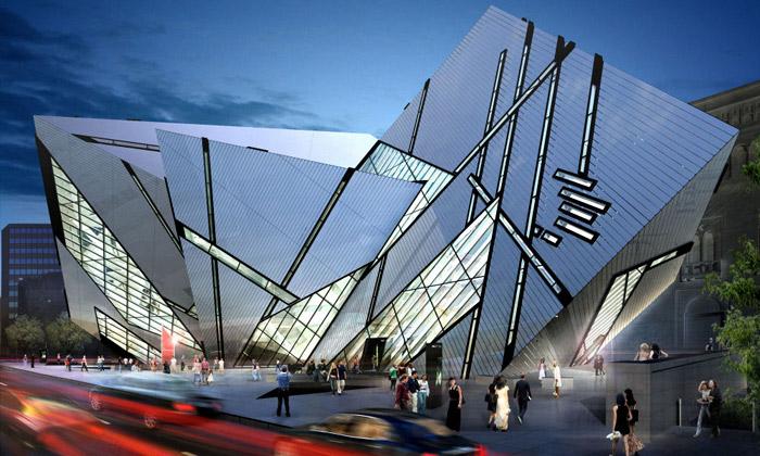 Daniel Libeskind ukazuje vPopradu nejlepší stavby