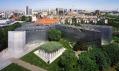 Ukázka z výstavy Daniel Libeskind v Tatranské galerii v Popradu