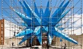 Young Architects Program na nádvoří MoMA PS1 v roce 2012
