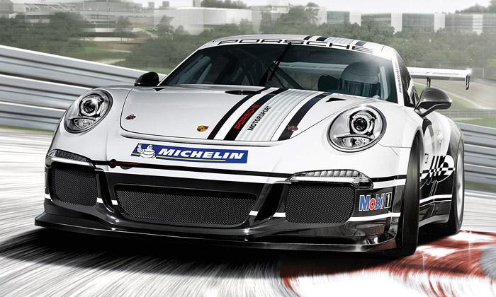 Porsche 911 GT3 Cup má nový zušlechtěný design