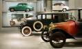 Nové Škoda Muzeum v Mladé Boleslavi automobilky Škoda Auto