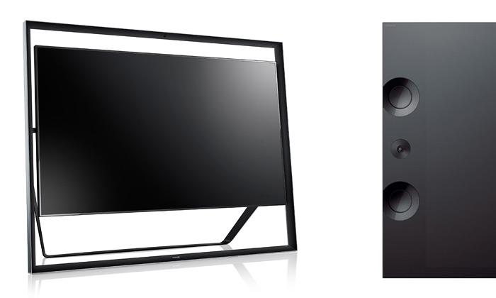 Nové televize budou mít prohnutý displej aUltra HD