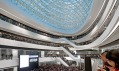 Zaha Hadid a její futuristický komplex Galaxy Soho v Pekingu