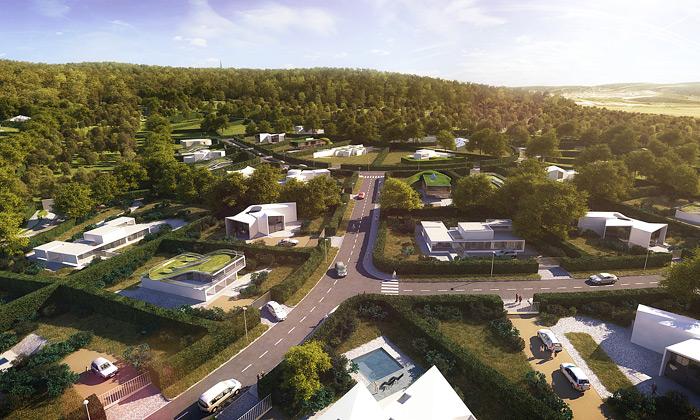 Záhorské sady budou mít vily odslavných architektů