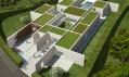 Záhorské sady a vila od David Adjaye