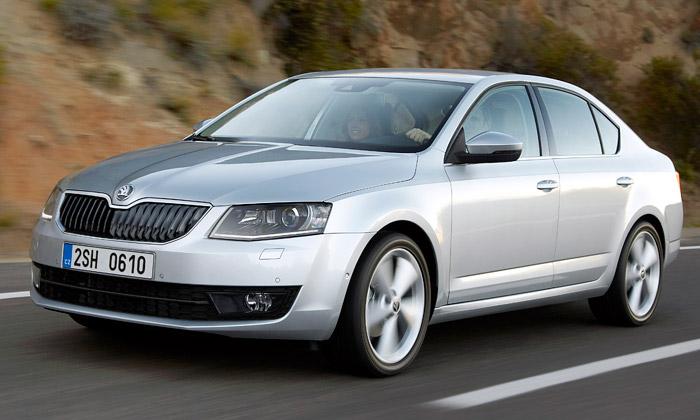 Nejlepší design auta roku 2013 má Škoda Octavia