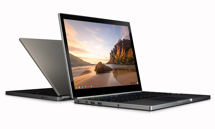 Google uvedl luxusní notebook Chromebook Pixel