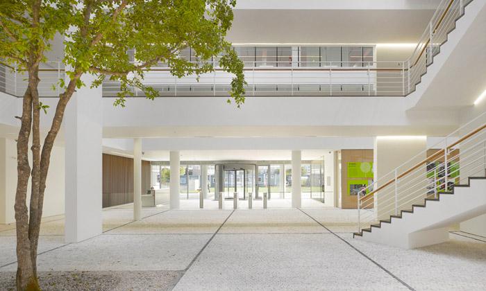 Richard Meier postavil vPraze eko City Green Court