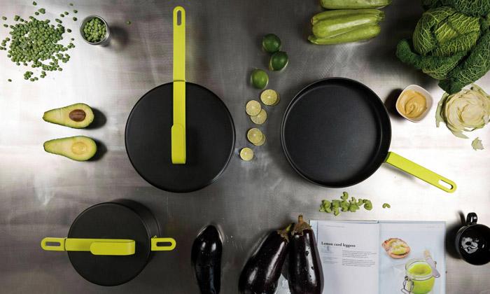 Karim Rashid navrhl závěsné kuchyňské nádobí