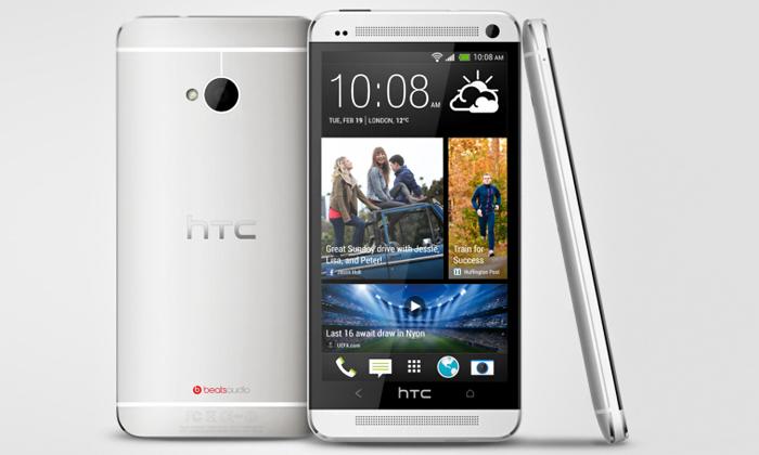 HTC One jenový špičkově vybavený mobil zkovu