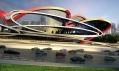 Čínské výstaviště Oasis Expo Center od studia Marques & Jordy