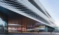 Nová výstavní hala Messe Basel v Basileji od Herzog & de Meuron