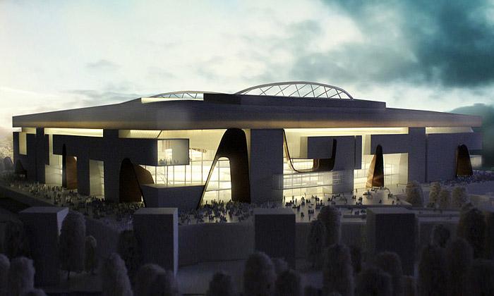 Populous postaví uPaříže národní stadion ragby