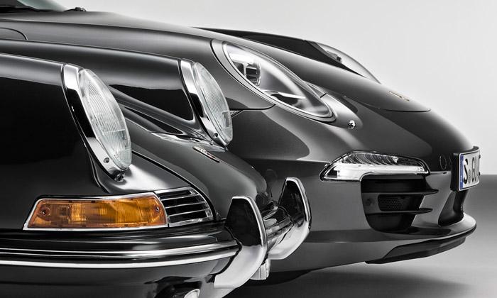 Legendární vůz Porsche 911 slaví 50 let výročí
