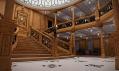 Replika původního lodi Titanic s názvem Titanic II