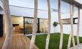 Ukázka zvýstavy Knesl + Kynčl Architekti 2001 – 2012 vGJF
