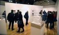 Pohled do výstavy Knesl + Kynčl Architekti 2001 - 2012 v GJF