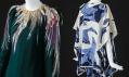 Ukázka z výstavy Yves Saint Laurent visionnaire