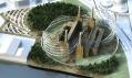 Architectural Ride London v elektrárně Battersea od ateliéru Zündel Cristea