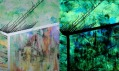 Jan Miko a jeho fosforeskující obrazy na Art Prague 2013