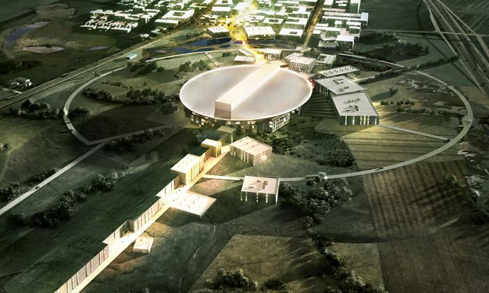 Lund postaví největší výzkumné centrum neutronů
