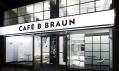 Café B Braun v Praze