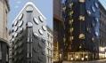 Hotel Topazz ve Vídni od BWM Architekten