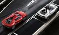 Koncepční vůz Italdesign Giugiaro Parcour a verze Roadster