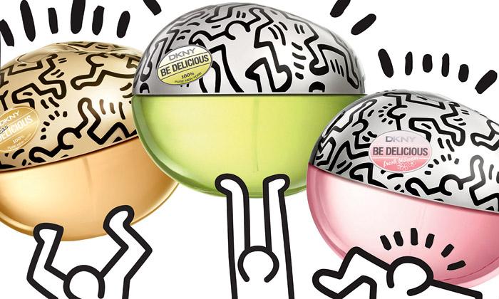 Keith Haring pomaloval parfémy achystá výstavu