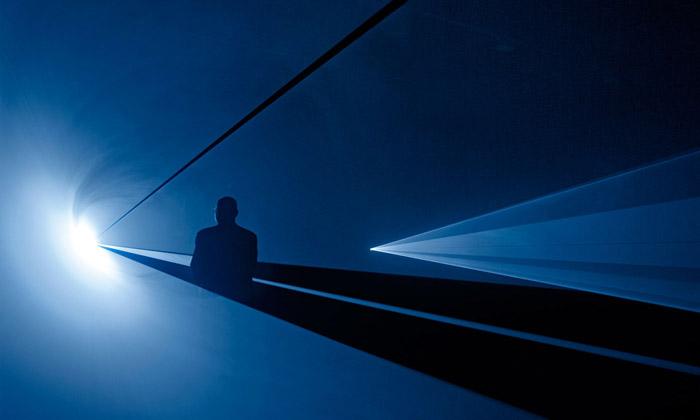 Velká světelná výstava Light Show rozzářila Londýn