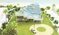 SAWA House od NL Architects pro Del Ray Beach na Floridě