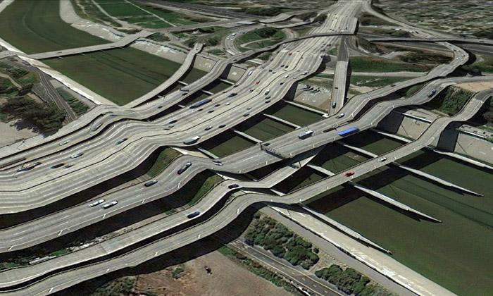 Clement Valla tvoří divné pohlednice zGoogle Earth