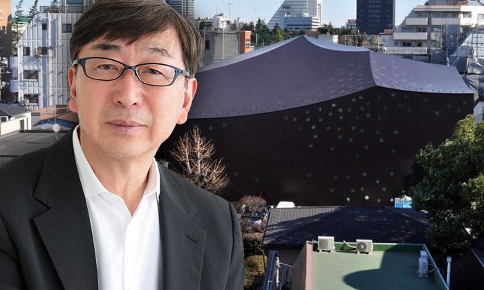 Toyo Ito dostal prestižní cenu Pritzker Prize 2013