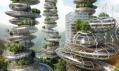 Vincent Callebaut a jeho mrakodrapy Asian Cairns v Číně