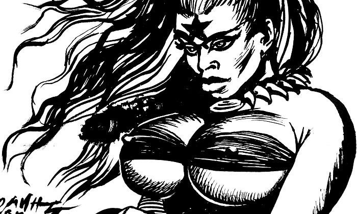 DOX vystavuje český komiks jako Signály zneznáma