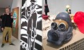 Pohled do výstavy Signály z neznáma v pražském DOXu